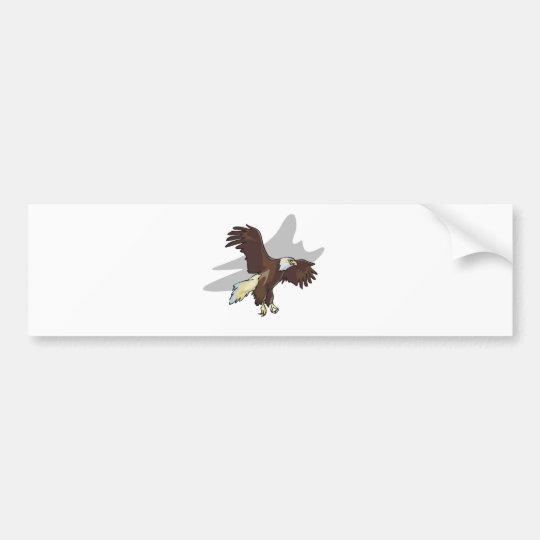 Majestic Eagle Bumper Sticker