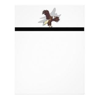 Majestic Eagle Letterhead