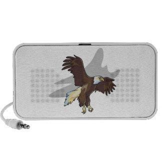 Majestic Eagle Portable Speaker
