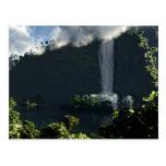 Majestic Falls postcard