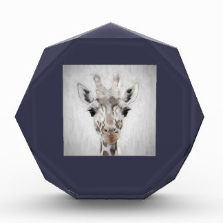 Majestic Giraffe Portrayed multiproduct selected Award