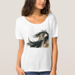 Majestic Horse by BiHrLe T-shirt