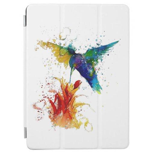 Majestic Humingbird iPad Air Cover