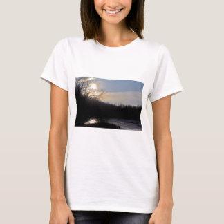 Majestic Indiana Sunset T-Shirt