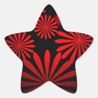 Majestic Island Star Sticker