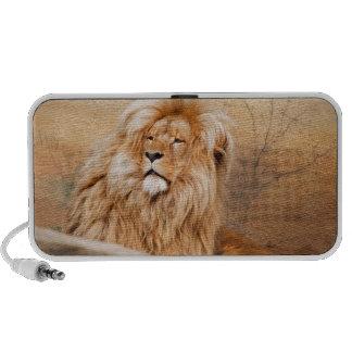 Majestic Lion PC Speakers