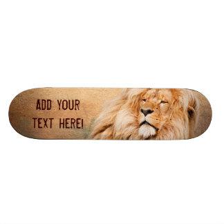 Majestic Lion Skate Boards