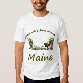 Majestic Maine Moose T-Shirt