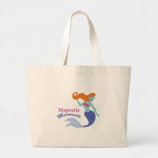 Majestic Mermaids Tote Bag