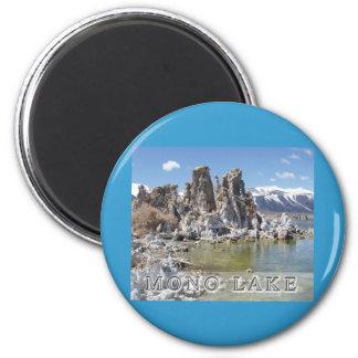 Majestic Mono Lake 2 Inch Round Magnet