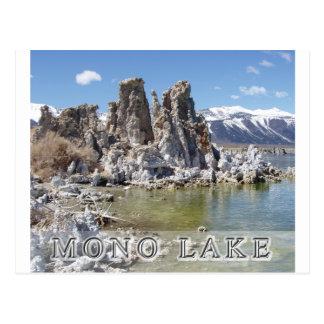Majestic Mono Lake Postcard