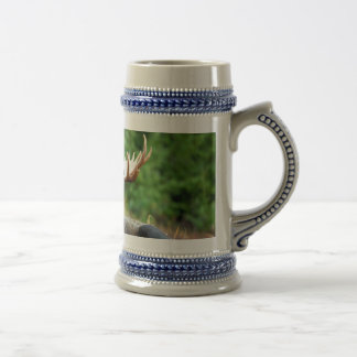 Majestic Moose Meadow Beer Stein