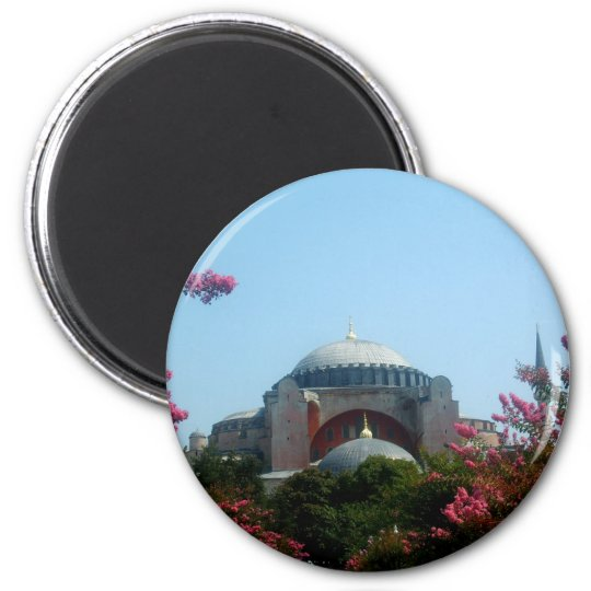 Majestic Mosque Magnet