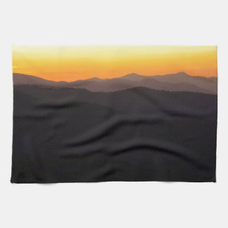 Majestic Mountains Towel