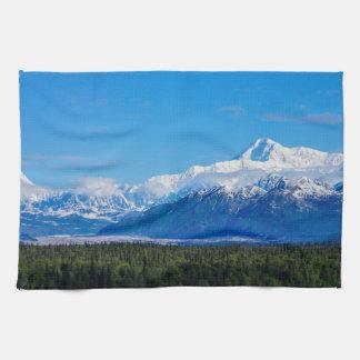 Majestic Mt McKinley Hand Towel