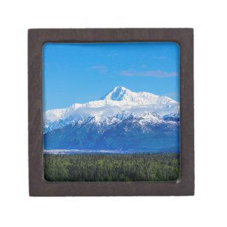 Majestic Mt McKinley Jewelry Box