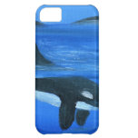 Majestic orca whale iPhone 5C cover