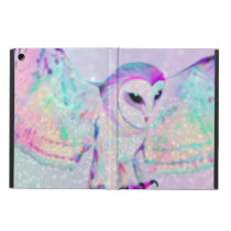 Majestic Owl iPad Air Cover