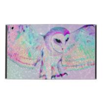 Majestic Owl iPad Case