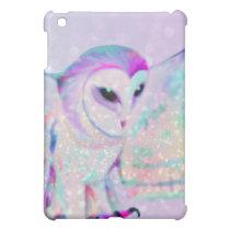 Majestic Owl iPad Mini Cover