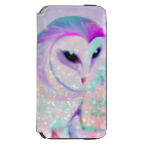Majestic Owl iPhone 6/6s Wallet Case