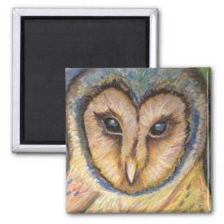 Majestic Owl Magnet