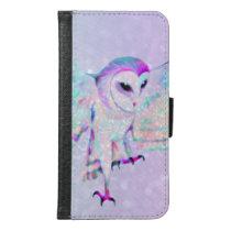 Majestic Owl Samsung Galaxy S6 Wallet Case