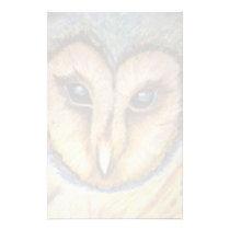 Majestic Owl Stationery