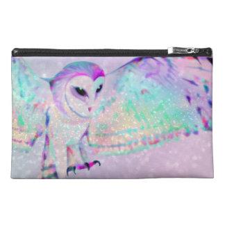 Majestic Owl Travel Accessory Bag