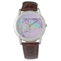 Majestic Owl Wristwatch