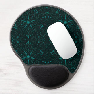 majestic pattern C Gel Mouse Pad