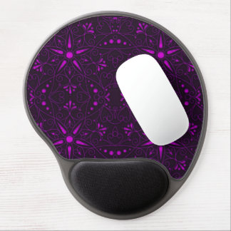 majestic pattern E Gel Mouse Pad