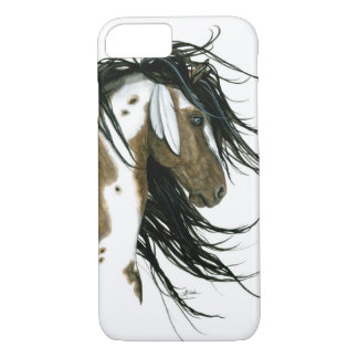 Majestic Pinto Paint Horse Cell Case by Bihrle