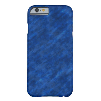 Majestic Royal Blue Velvet Digital Art Phone Case