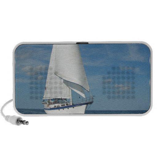 Majestic Sail Doodle Speaker