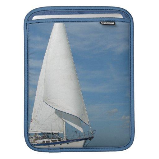 Majestic Sail iPad Sleeve