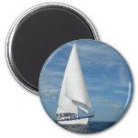 Majestic Sail Magnet