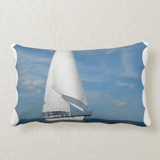 Majestic Sail Pillow