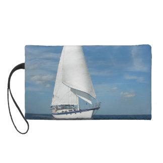 Majestic Sail Wristlet