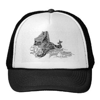Majestic Sea Monster Hat