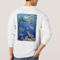 Majestic Sea Turtles T-Shirt