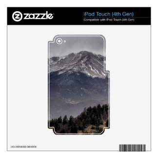 Majestic Decals For iPod Touch 4G