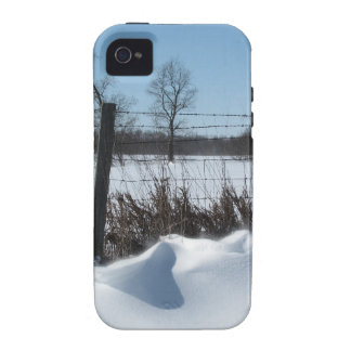 Majestic Snow iPhone 4/4S Cover