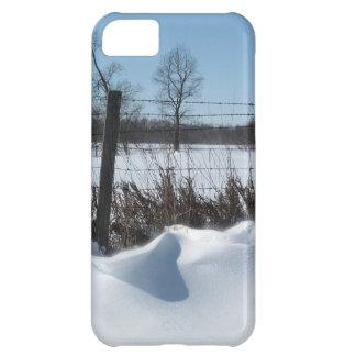 Majestic Snow iPhone 5C Cases