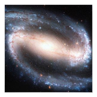 Majestic Spiral Galaxy Print Milky Way Andromeda Card