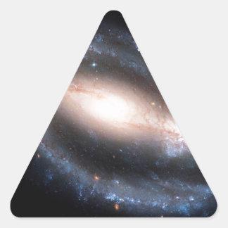 Majestic Spiral Galaxy Print Milky Way Andromeda Triangle Sticker