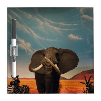 Majestic Stature Dry-Erase Board