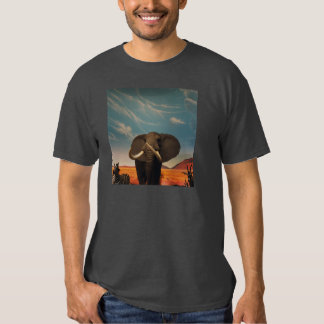 Majestic Stature Tee Shirt