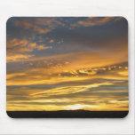 Majestic Sunset Mouse Mat