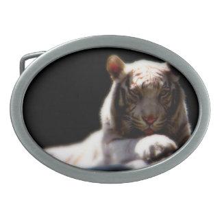 Majestic Tiger Belt Buckle